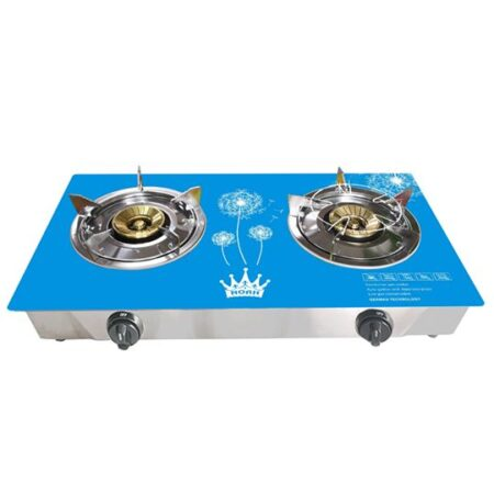 NOAH Deluxe Glass Top Gas Stove