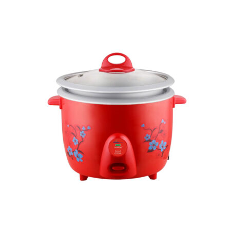 Drum Rice Cooker for Noah Cookware Red Color