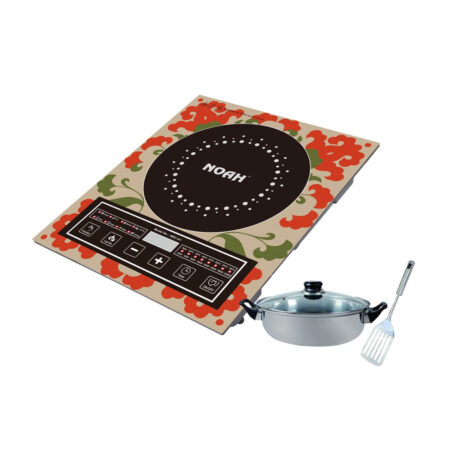 Noah Multi-function Induction Cooker Orange