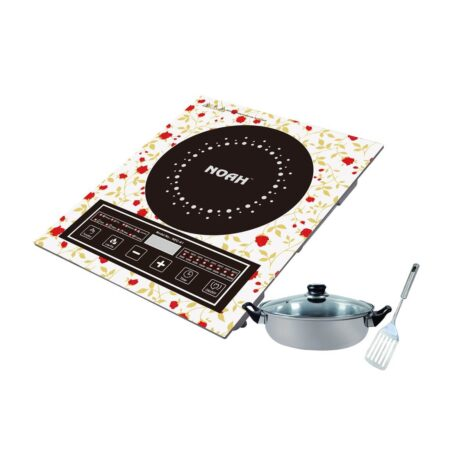 Noah Multi-function Induction Cooker White