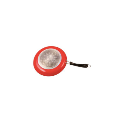 Non-stick Taper Fry Pan Red- Induction Bottom_induction base