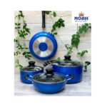 Non-Stick Cookware German Quality Full Set - Blue