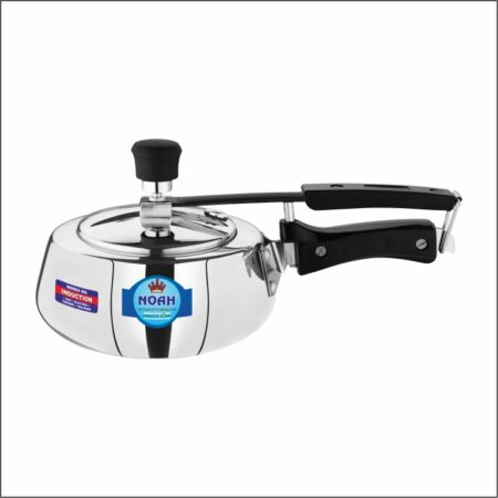 Stainless Steel Cute Pressure Cooker: 1ltr