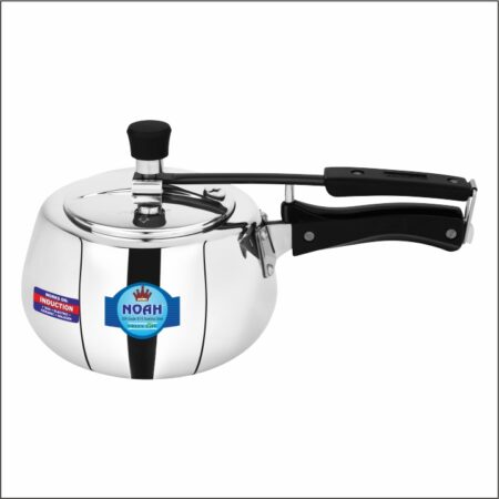 Stainless Steel Cute Pressure Cooker: 3ltr